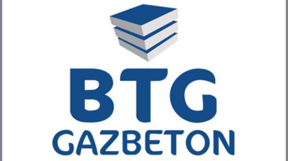 BTG Gaz Beton Satışlarımız başlamıştır.